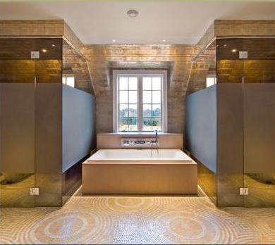 Ba os modernos casas de ba os for Fotos banos modernos para casa