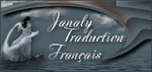 Obrigada  Janaly , por tão carinhosamente traduzir meus trabalhos para o FRACÊS