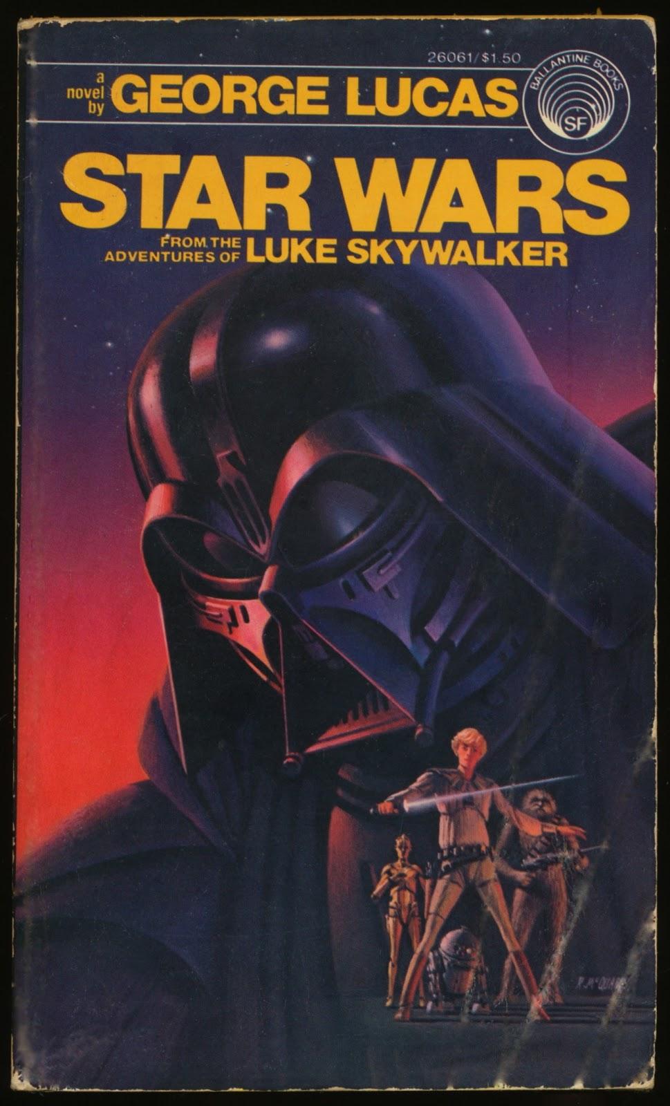 nuncalosabre.Star Wars. Historia de un Logotipo