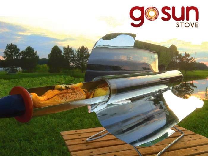 15 best and useful gadgets for men part 2 for Miroir solaire parabolique