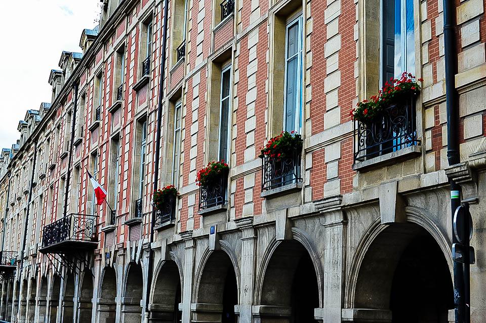 Paris Trip, Place des Vosges