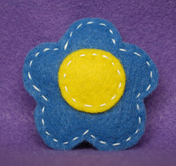 blue w/yellow