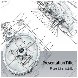 aircraft engineering - luftfahrzeugtechnik: best mechanical, Powerpoint templates