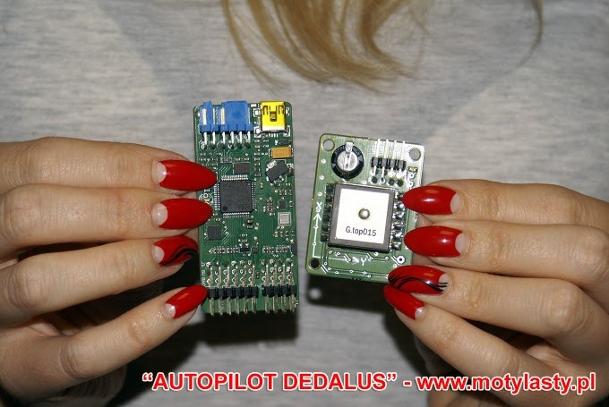Autopilot DEDALUS firmy Pitlab