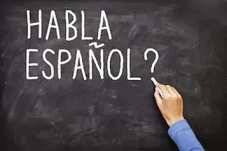 lo spagnolo latino