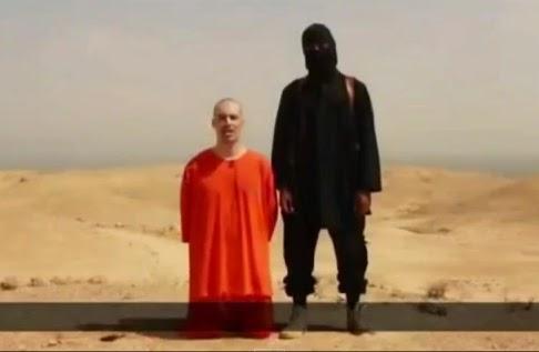 اخبار اليوم, الدولة الاسلامية, الصحفي امريكي, العراق, الولايات المتحدة, جيمس فولي, داعش, عرب توب, مقاطع فيديو,