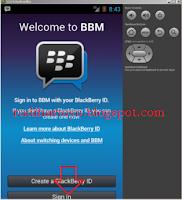 Cara Install BBM