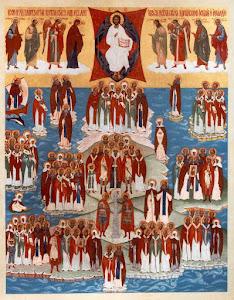 Tous les saints des Iles Britanniques