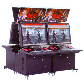 Tekken 6 fighting games ,arcade video cabinet fighting game machine