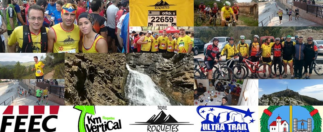 TRAIL ROQUETES