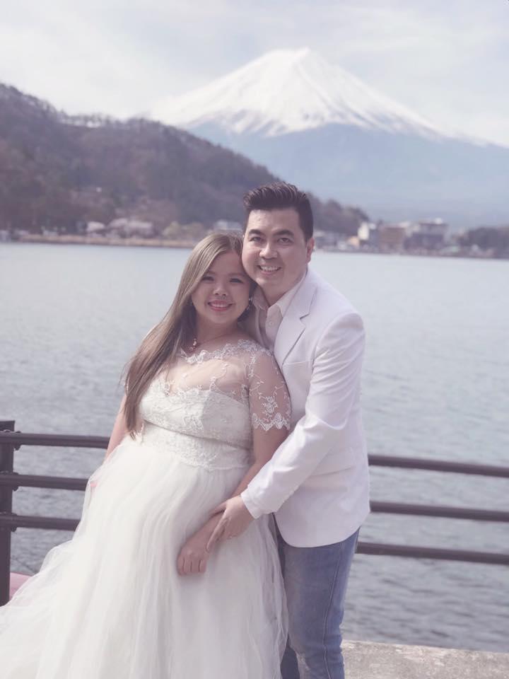 卡卡 ♥ 富士山下 2018