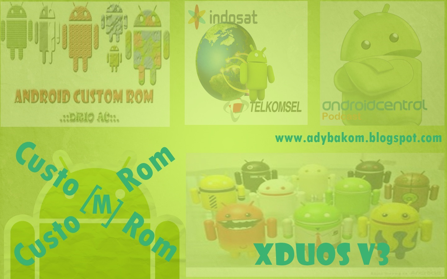 XDuos V3 - Custom Rom Samsung Galaxy Young Duos GT-S6102 ...