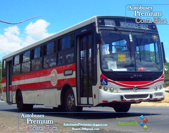 Autobuses premium costa rica autobuses premium costa rica for Mercedes benz san jose