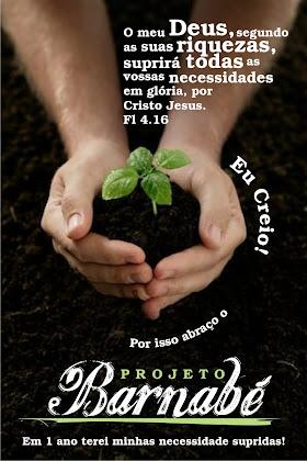 Projeto Barnabé