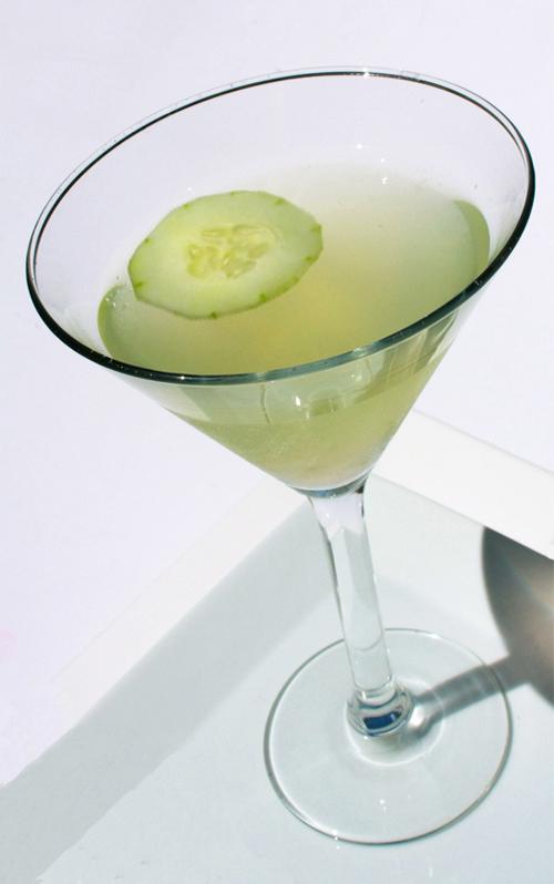 Le haute mess for Basic martini recipe vodka