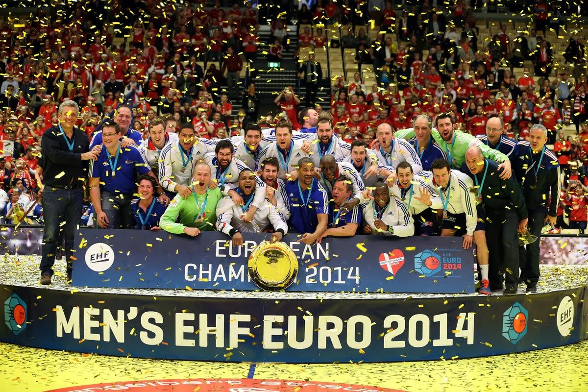 Francia campeón Europeo de Hanball por tercera vez | Mundo Handball