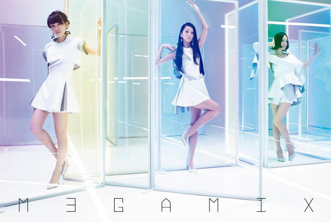 Perfume - LEVEL3 megamix (Mixed by Random J) | Random J Pop