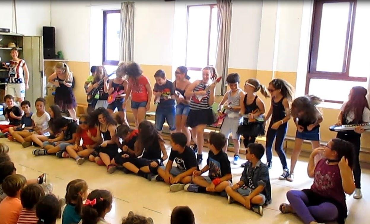 Festival de canciones la carta parte ii for Cuarto primaria