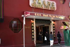 Shark Fin Inn, Bourke Street, Melbourne