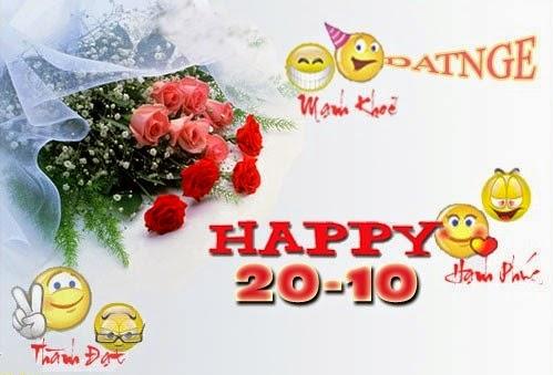 thiep 20 10 dep nhat 13 Ảnh 20/10 đẹp nhất Thiệp ngày 20/10 dành tặng chị em phụ nữ