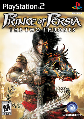 Prince Of Persia The Two Thrones 2005 PS2 NTSC Spanish