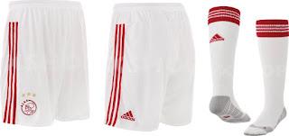 berita jersey musim depan Jersey Kandang Ajax 2015/2016