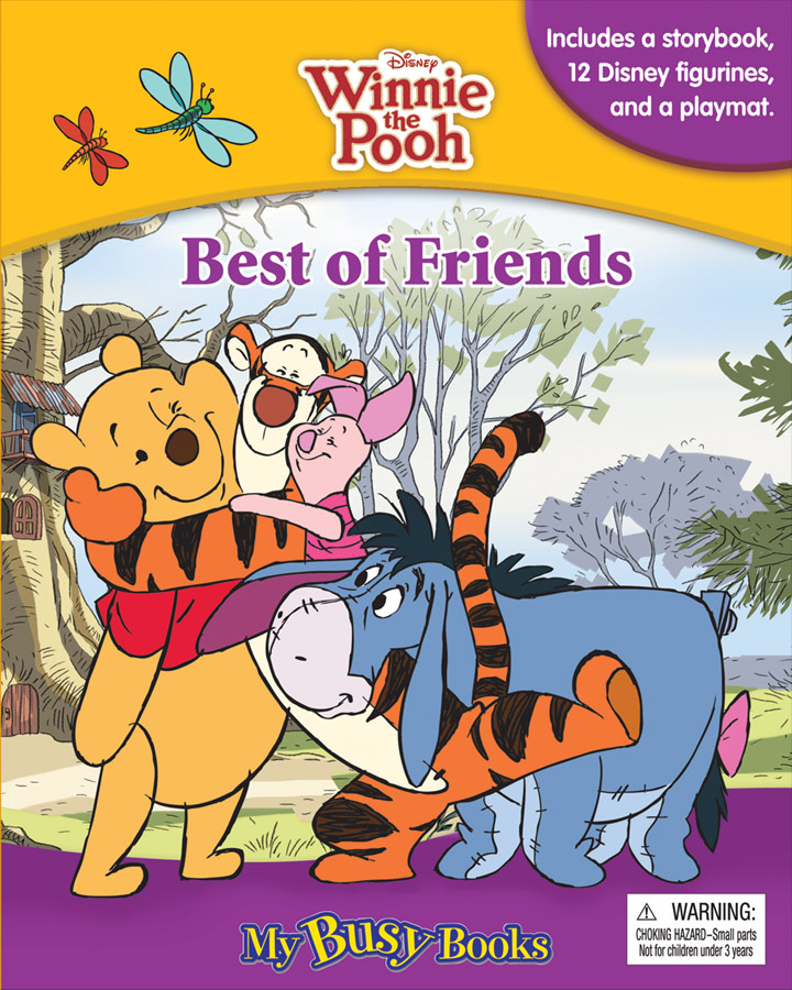 Well Worn Pages Cars 2 My Busy Book And Winnie The Pooh