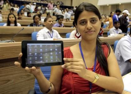 India Luncurkan Tablet Termurah di Dunia (Rp300)