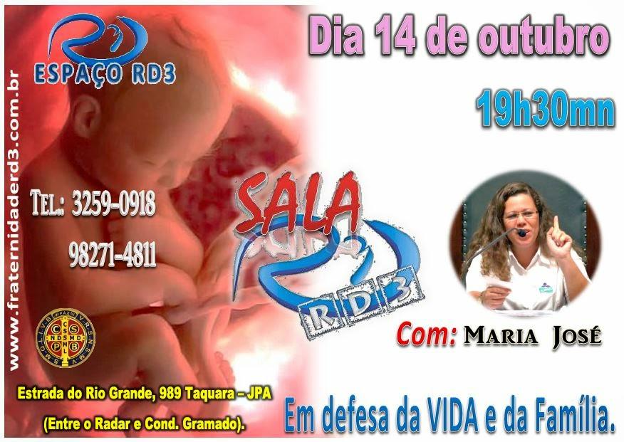 SALA RD3 - PRÓ-VIDA