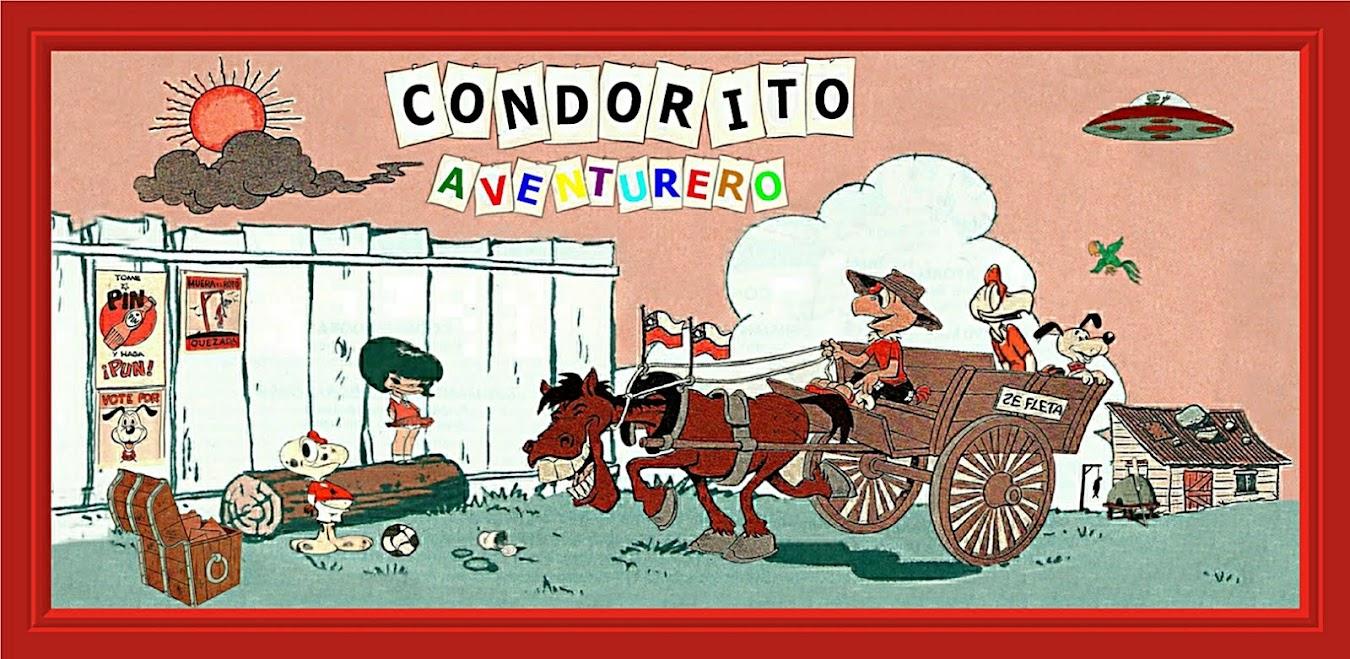 Condorito Aventurero