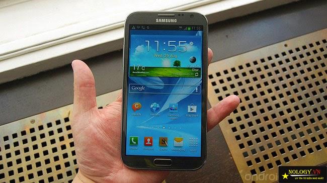 Màn hình Samsung galaxy Note 2 cũ
