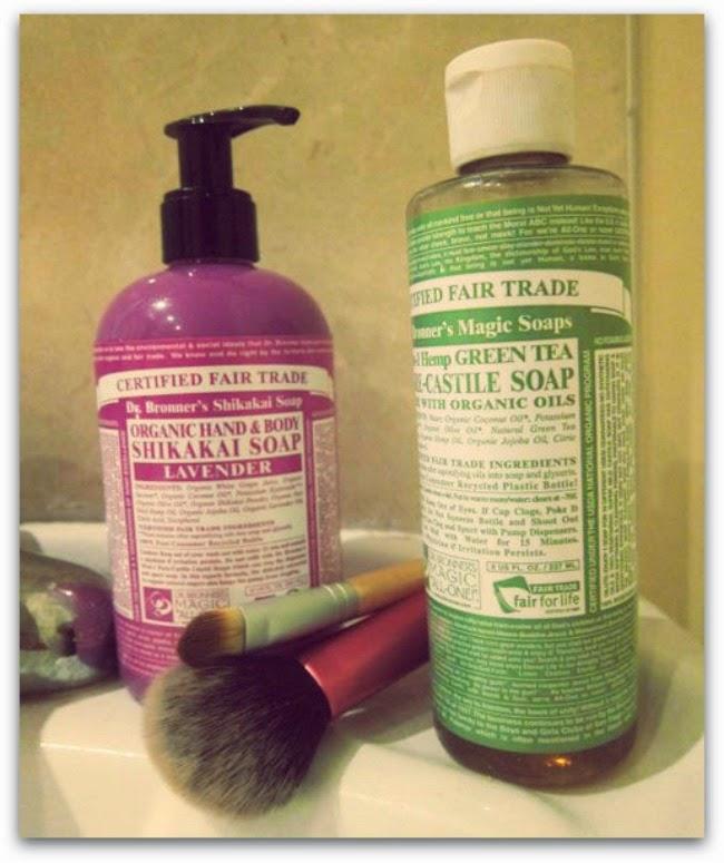 Dr Bronner's Liquid Soap Review