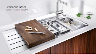 Kitchen Sink Blanco Indonesia