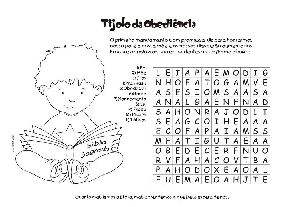 Fabuloso Tias da Escolinha - Ministério Infantil: Obedecer BY27