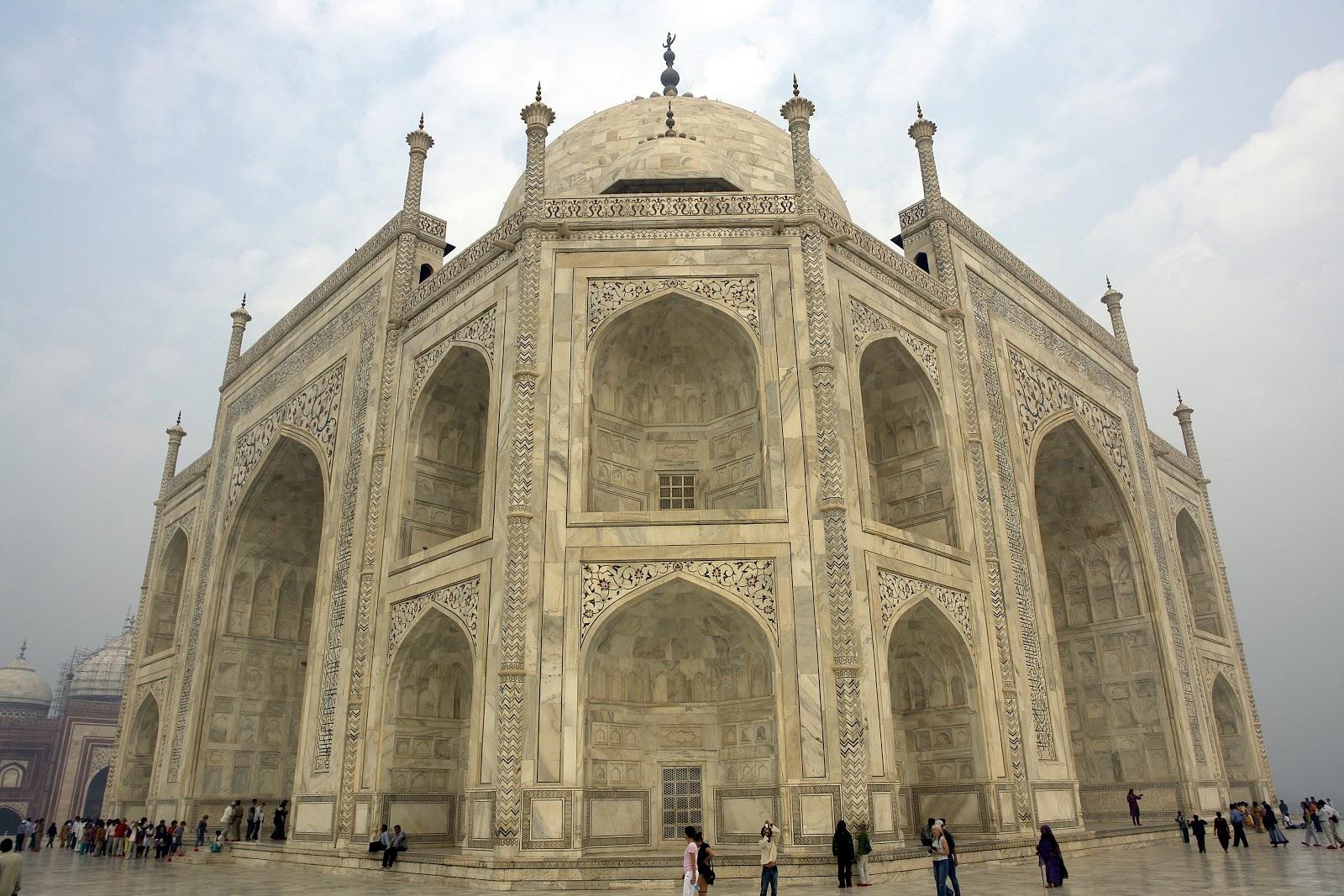 Hotel Taj Mahal Side