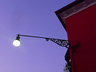 Dusktime Lights In Burano, Italy