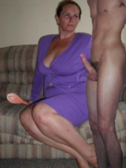 Spank her naked