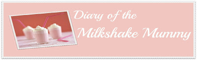 Diary of the Milkshake Mummy