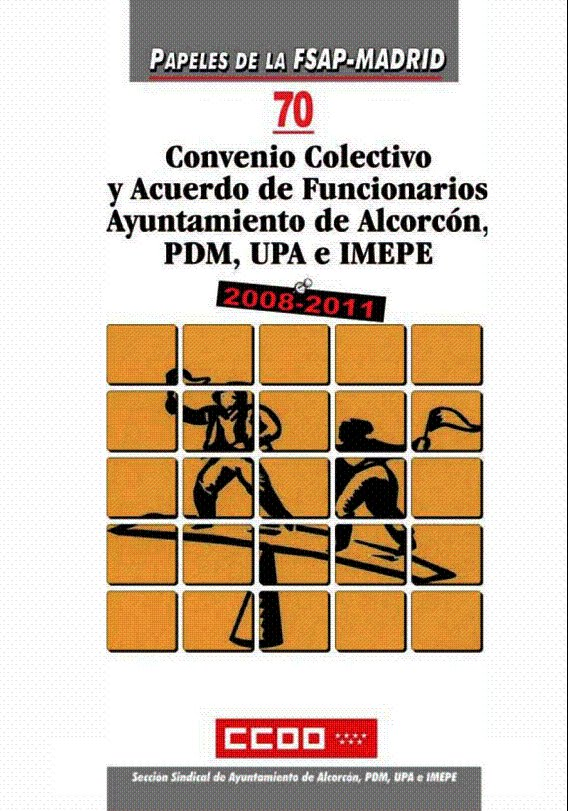 ACUERDO CONVENIO ALCORCÓN 2008-2011