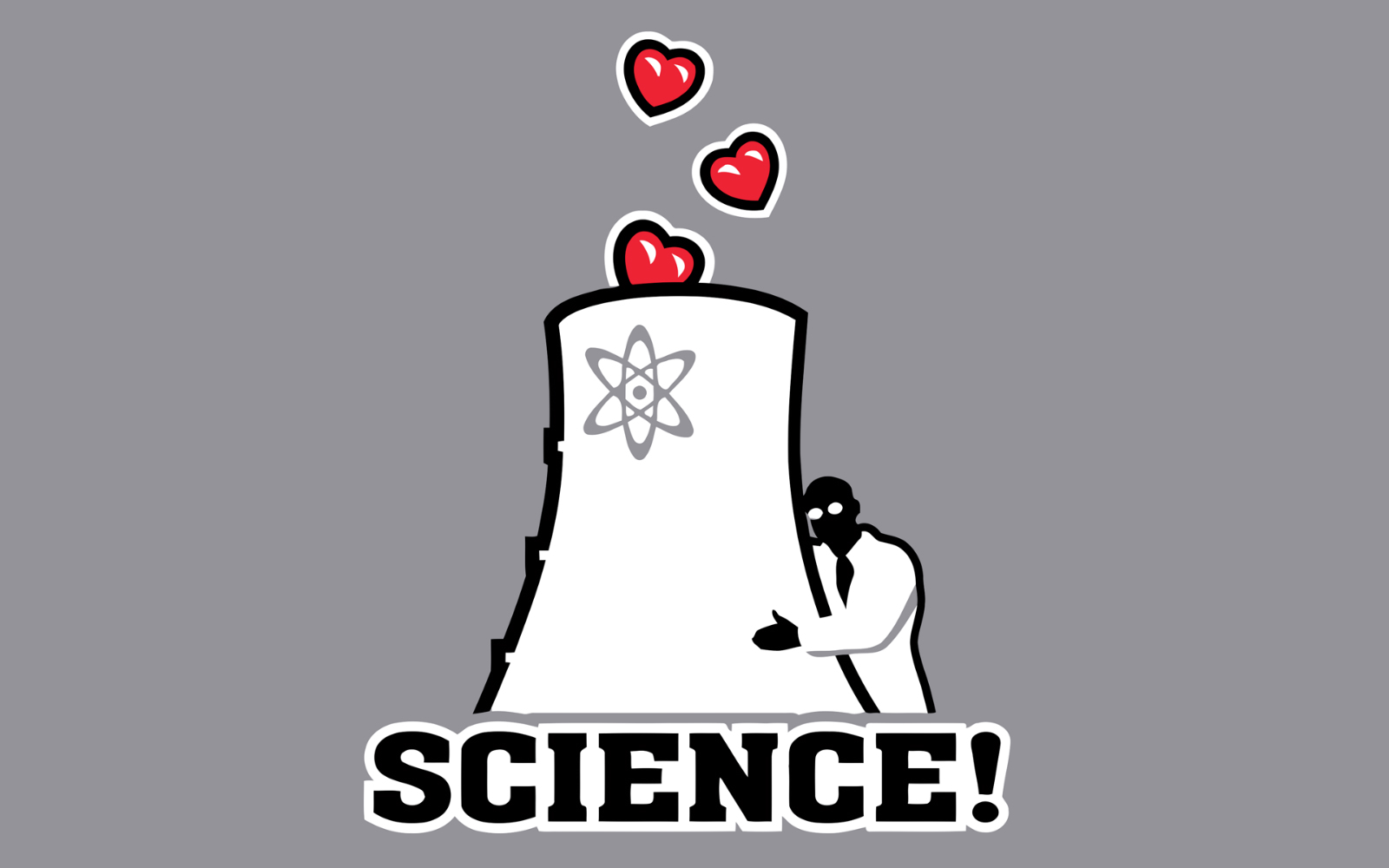 Funny Science Illustration HD Wallpapers