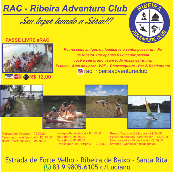 Ribeira Adventure Club  - Marina e Clube de Aventuras