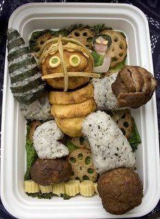 Bioshock hecho con comida