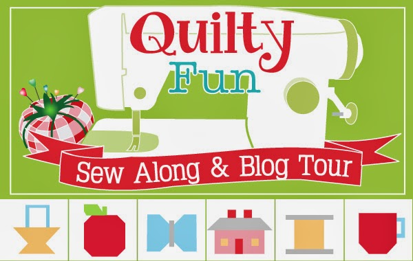 Quilty Fun Sew A Long