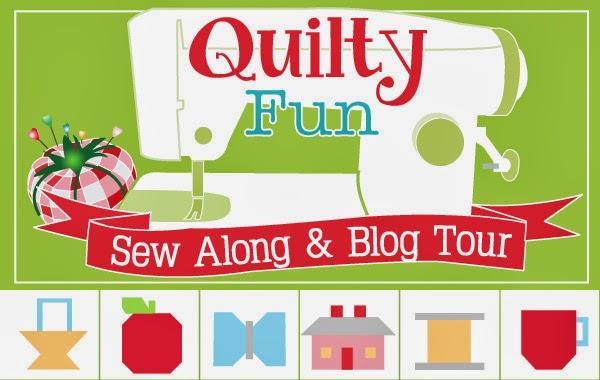 Quilty Fun Sew A Long