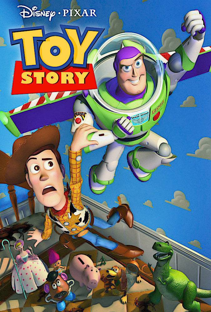 Toy Story Movie : Whatever you like disney cartoon movies i love most