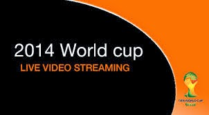 live watch fifa world cup 2014
