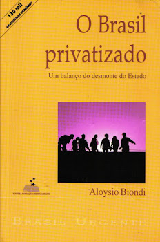 O Brasil privatizado