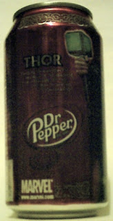 Dr Pepper Thor can #1