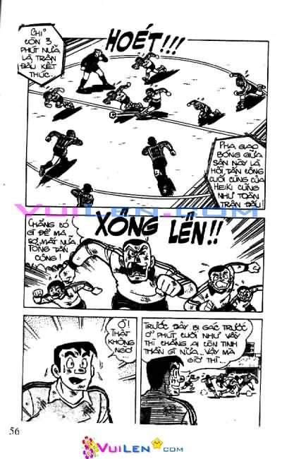 Jindodinho - Đường Dẫn Đến Khung Thành III  Tập 10 page 56 Congtruyen24h