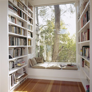 Window Seat Reading Nook